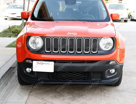 Jeep Tow Hook License Plate Mount