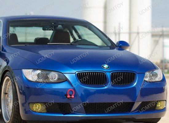 Bmw 1 3 5 6 X5 X6 Mini Racing Style Tow Hook Rings