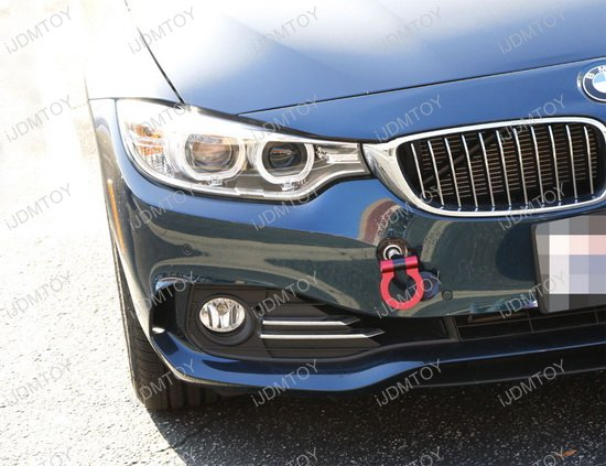 Track Racing Style Tow Hook