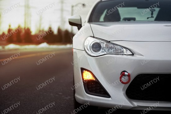 Scion FR-S Subaru BRZ Track Racing Tow Hook