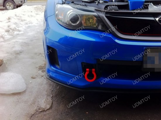 Toyota 86 Towing Capacity >> Scion FR-S Subaru BRZ WRX STi Racing Style Tow Hook