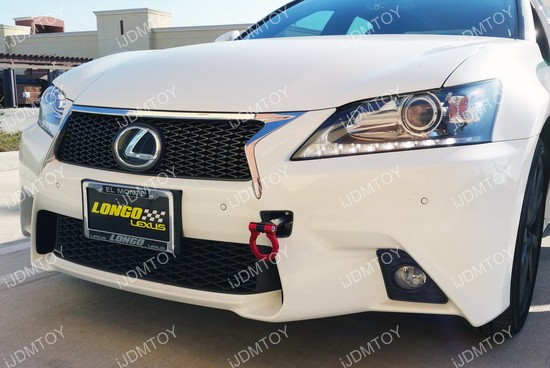 Lexus GS RX RC LS Sports Tow Hook Ring