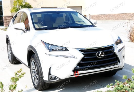 Lexus NX Sports Tow Hook
