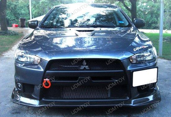Mitsubishi Lancer Evo X Tow Hook