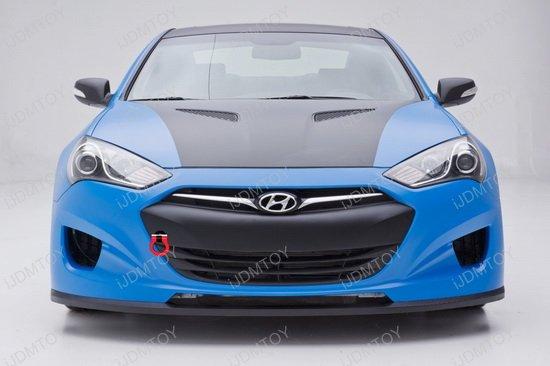 Hyundai Genesis Coupe Tow Hook
