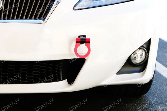 Lexus Track Racing Tow Hook
