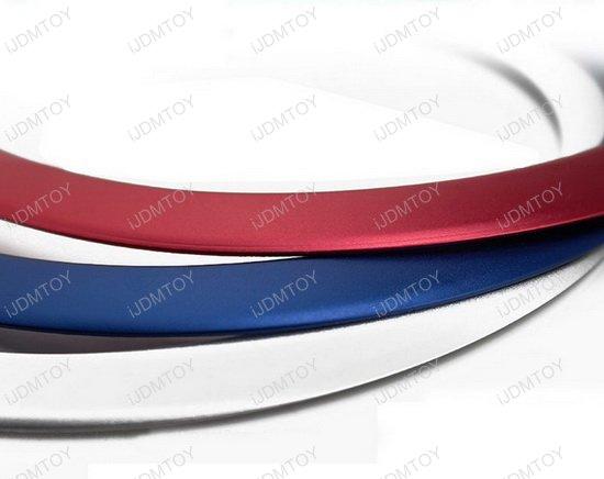 BMW F30 3 Series Speaker Trim Rings