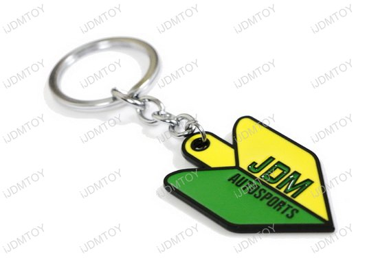 JDM New Driver Leaf Key Chain