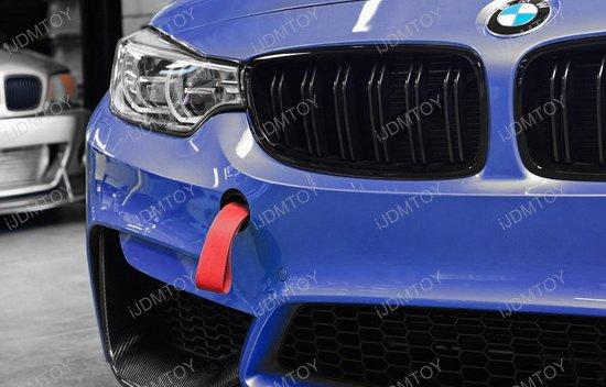 BMW Nylon Sports Tow Strap