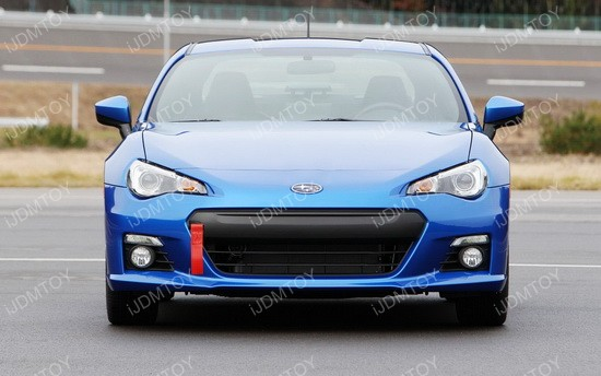 Scion FR-S Subaru BRZ WRX STi Tow Hook Racing Style Towing ...