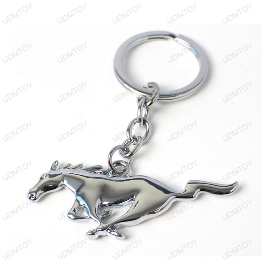 Pony Key Chain
