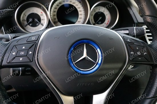 Mercedes CLA CLS GLE GLA Steering Wheel Trim