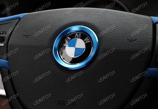 BMW Steering Wheel Trim