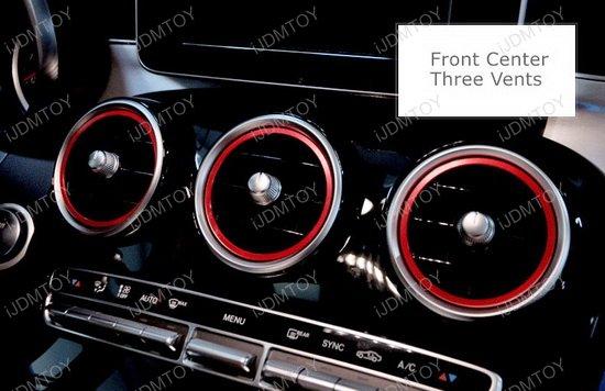 Mercedes W205 C-Class Trim