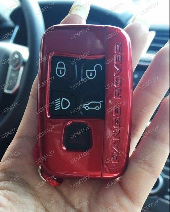Range Rover Key Shell