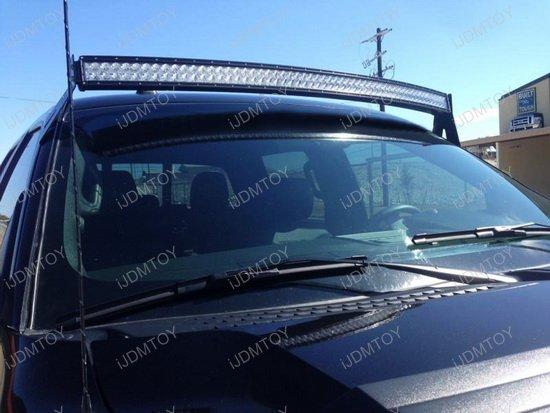 Ford F150 or Raptor LED Light Bracket