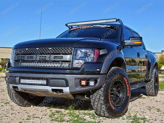 Ford Raptor LED Light Bar Bracket