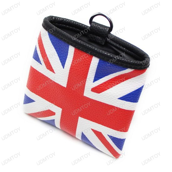 MINI Union Jack Organizer Bag