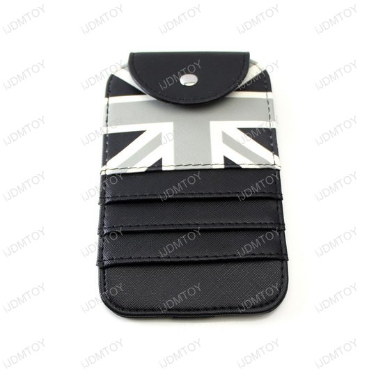 MINI Union Jack Card Organizer