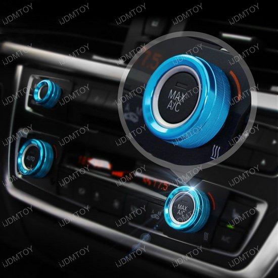 BMW 1 2 3 4 Series AC Knob