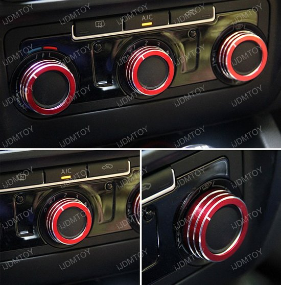 Volkswagen AC Climate Control Knob