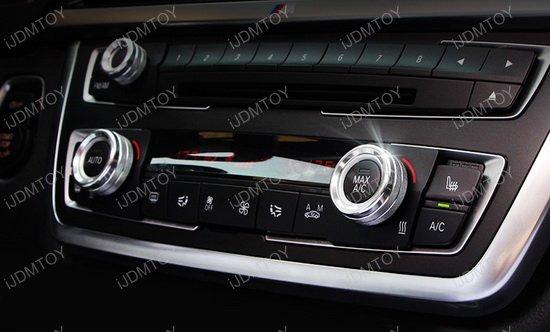 BMW X3 X4 X5 X6 AC Knob
