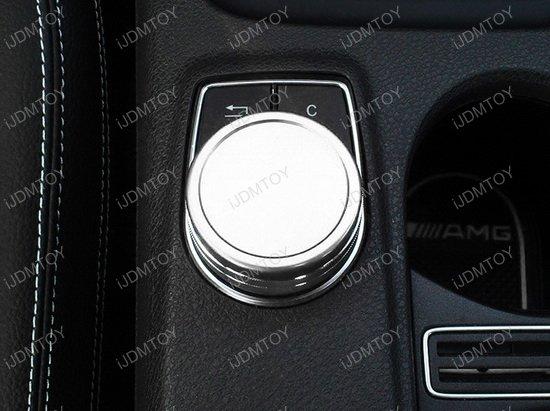 Mercedes Knob Cover