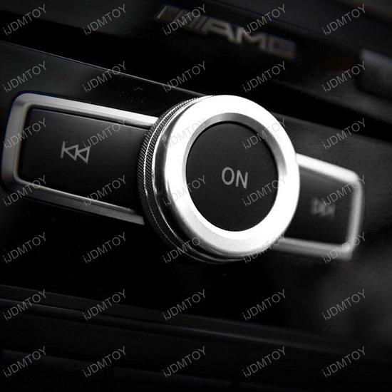 Mercedes Stereo Knob