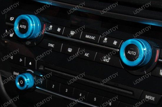 BMW AC Radio Knob