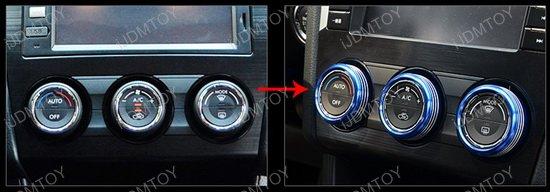 Subaru AC Knob