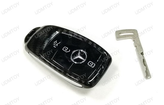 Mercedes E-Class Carbon Fiber Key Case