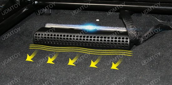 Mercedes C-Class Air Duct Vent Cover