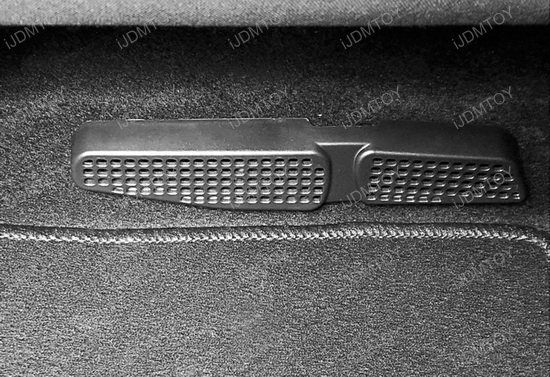 Volkswagen GTi AC Vent Cover