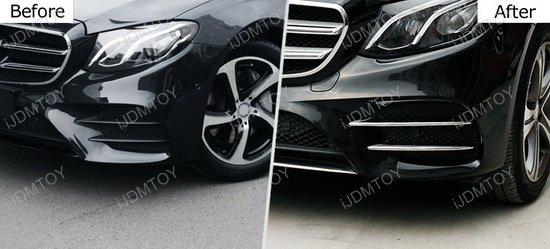 Mercedes E-Class Bumper Trim