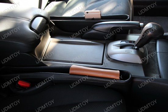 Leather Car Side Pocket Organizers