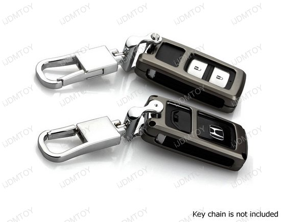 Honda Accord Crosstour HR-V FIT Premium Metal Key Fob Case ...