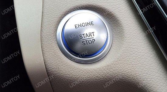 Mercedes Key Hole Trim