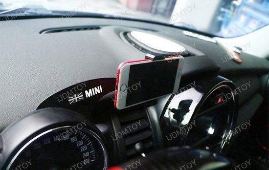 MINI Cooper On Dash Phone Holder