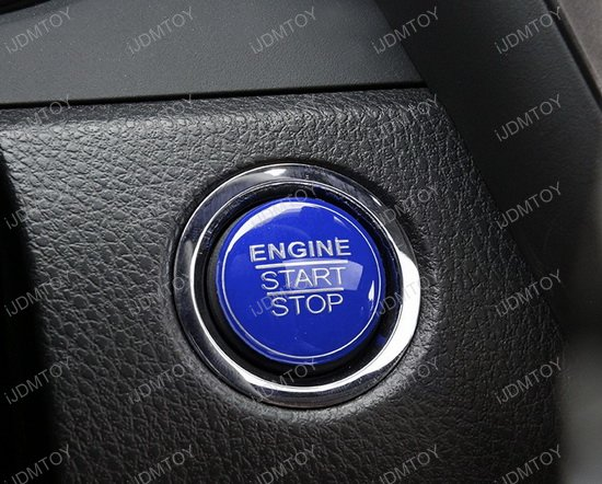 Toyota Engine Push Start Button Cover