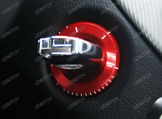 Mercedes Benz Key Hole Trim
