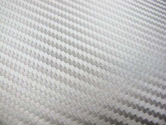 Carbon Fiber Sheets 3d Silver Twill Weave Carbon Fiber