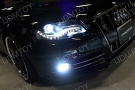 JDM 6000K or 8000K D3S HID Bulbs | HID Replacement Lights