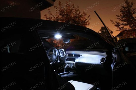 Chevrolet Camaro LED Interior Lights 3