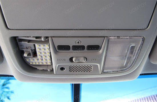 Honda Civic Sedan or Coupe Direct Fit LED Interior Panel Lights Package