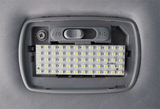 Acura TSX Direct Fit LED Interior Panel Lights Package