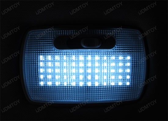 LED Panel Lights Interior Package for Honda Civic