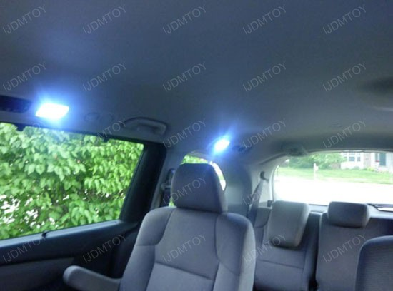 2010 and up Honda Odyssey Exact Fit LED Interior Package