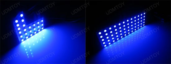 Direct Fit LED Interior Panel Lights for Acura Honda