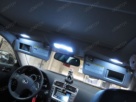 LED Panel Car Interior Lights