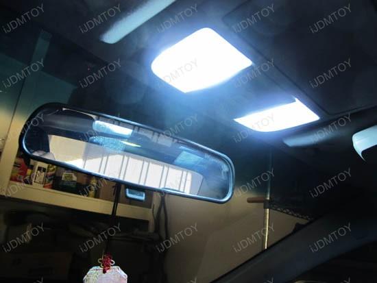 Acura Tsx 2004 Interior Lights